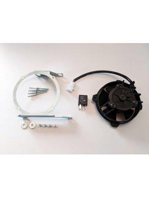 Комплект вентилатор SPAL за KTM/HSQ 18-20 TPI