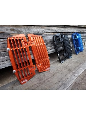 Алуминиеви фрезовани гардове за радиатори DOWATEK KTM/HSQ 17-20