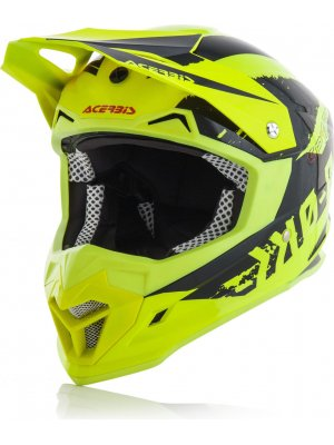 Acerbis Profile 4 Yellow/Black