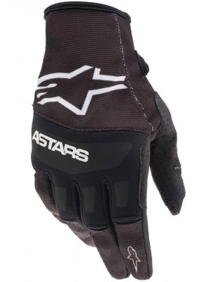 Ръкавици TECHSTAR GLOVES BLACK WHITE ALPINESTARS