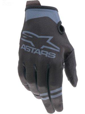 Ръкавици RADAR GLOVES BLACK ANTHRACITE ALPINESTARS