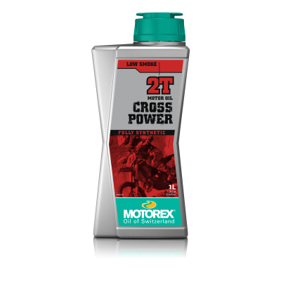 Motorex Cross Power 2T 1L