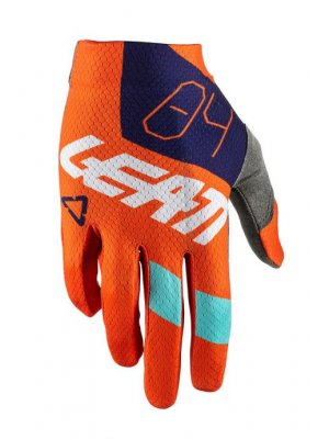LEATT GPX 1.5 GRIPR ORANGE