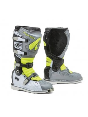 Ботуши FORMA TERRAIN TX GREY WHITE YELLOW/FLUO