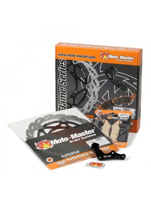 Moto-Master 270mm Brake Kit  RACING KTM/HSQ/GAS-GAS