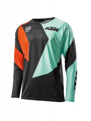 Блуза KTM SE SLASH SHIRT BLACK