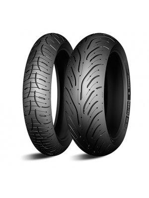 Michelin Pilot Road 4 120/70 ZR 17 (58W) F TL