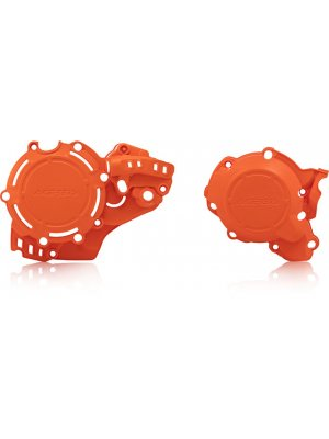 КОМПЛЕКТ ПРЕДПАЗИТЕЛИ ЗА КАПАЦИ X-POWER ЗА KTM EXC250 / EXC300 TPI 20-21, HUSQVARNA TE300 TPI 20-21