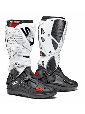 SIDI CROSSFIRE 3 SRS BLACK / WHITE