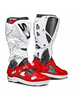 SIDI CROSSFIRE 3 SRS BLACK / RED / WHITE