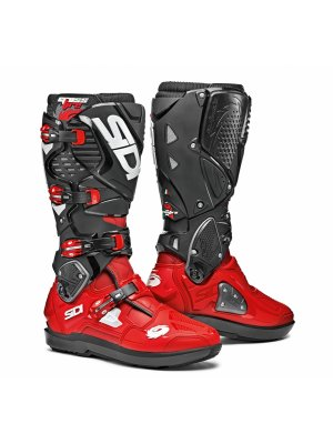 SIDI CROSSFIRE 3 SRS RED / RED / BLACK