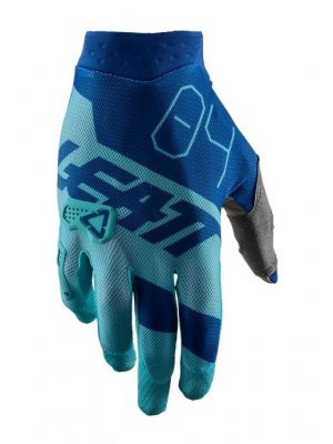 LEATT GLOVE GPX 2.5 X-FLOW AQUA