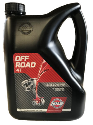 NILS OIL OFF ROAD 10W-40 4L