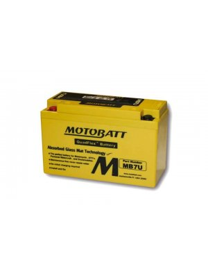 АКУМУЛАТОР MOTOBATT 294-026 MB7U