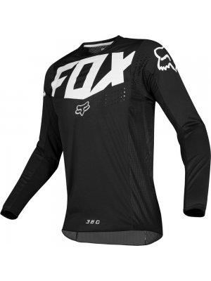 Блуза FOX 360 KILA JERSEY BLACK