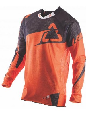 Блуза Leatt GPX 4.5 X-FLOW Jersey Orange