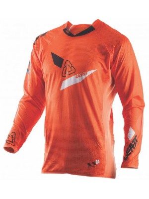Блуза Leatt GPX 5.5 Ultraweld Jersey Orange