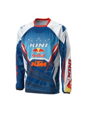 Блуза Kini RedBull KTM Competition Shirt