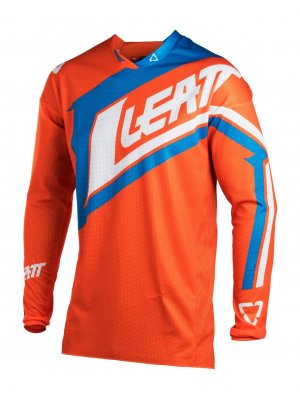 Блуза Leatt GPX 4.5 LITE 18 Orange/Blue