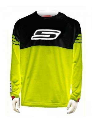Блуза S-Line MX Yellow Jersey