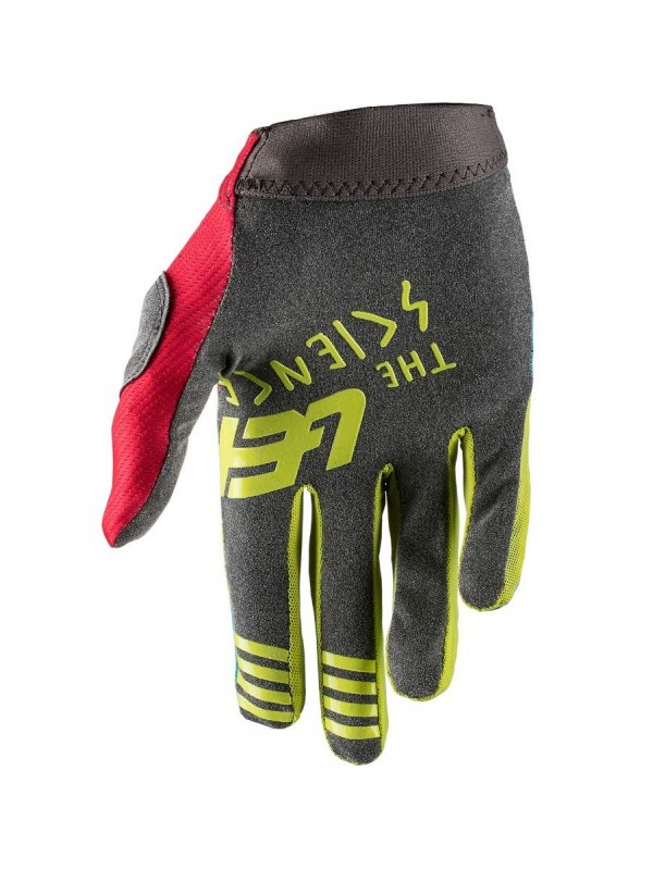 Ръкавици Leatt GPX 1.5 GRIPR RED/LIME