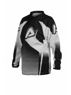 Детска Блуза Acerbis Impact Junior Black Jersey