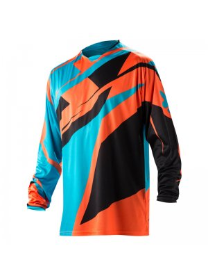 Блуза Acerbis Profile 17 Orange/Blue Jersey