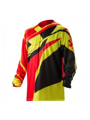 Блуза Acerbis Profile 17 Red/Yellow Jersey