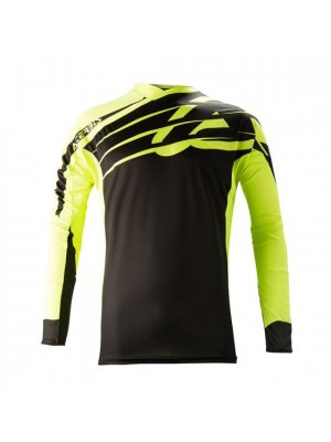 Блуза Acerbis X-Gear 17 Black/Yellow Jersey