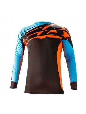Блуза Acerbis X-Gear 17 Orange/Blue Jersey