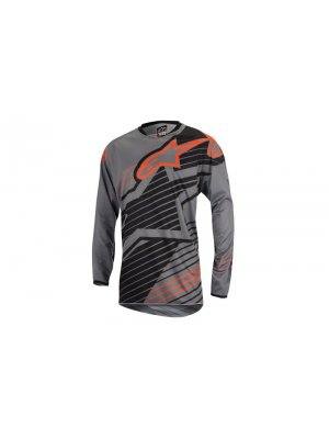 Блуза Alpinestars Racer Braap Black/Orange Jersey