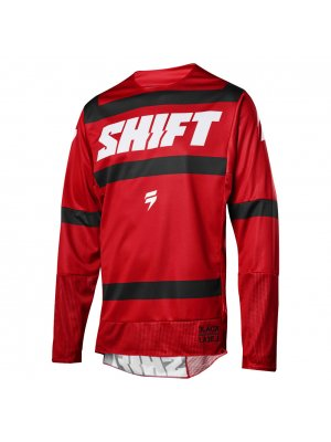 Блуза Shift 3LACK Strike Jersey Red
