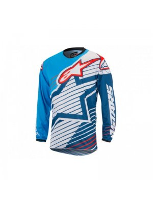 Блуза ALPINESTARS RACER BRAAP BLUE