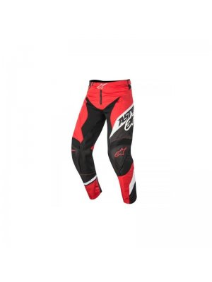 Панталон ALPINESTARS RACER SUPERMATIC BLACK/RED