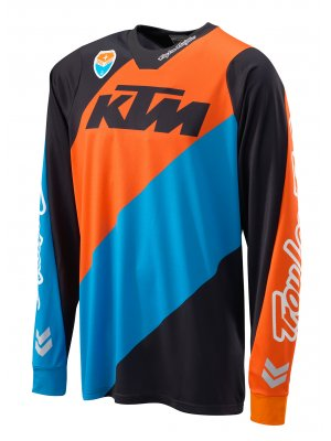 Блуза KTM SE SLASH SHIRT BLACK