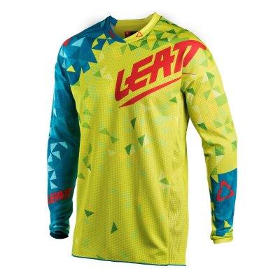 Блуза Leatt GPX 4.5 LITE 18 Lime/Teal