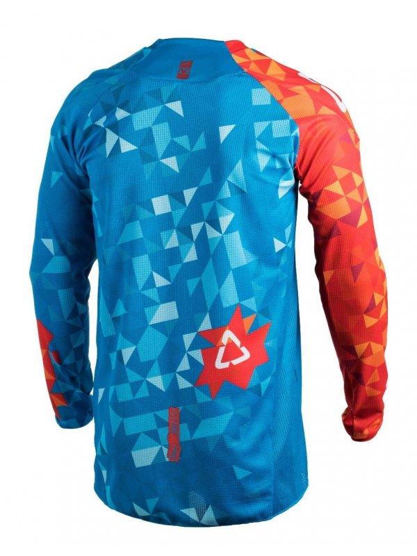Блуза Leatt GPX 4.5 LITE 18 Red/Blue