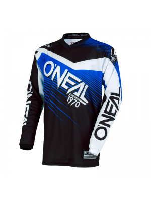 Блуза O'NEAL ELEMENT RACEWEAR BLACK/BLUE 2018