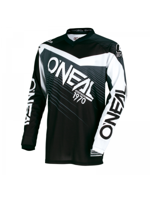 Блуза O'NEAL ELEMENT RACEWEAR BLACK/GRAY