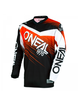 Блуза O'NEAL ELEMENT RACEWEAR BLACK/ORANGE 2018
