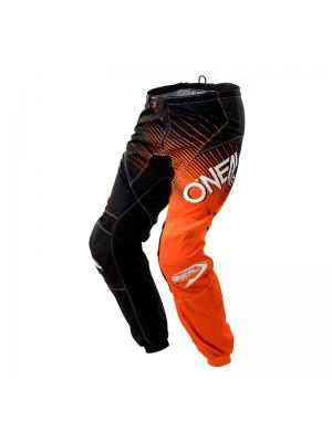 Панталон O'NEAL ELEMENT RACEWEAR BLACK/ORANGE 2018