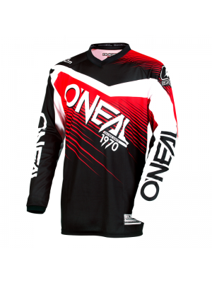 Блуза O'NEAL ELEMENT RACEWEAR BLACK/RED 2018