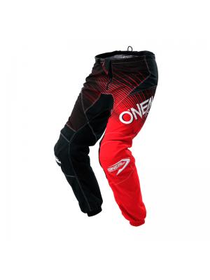 Панталон O'NEAL ELEMENT RACEWEAR BLACK/RED 2018
