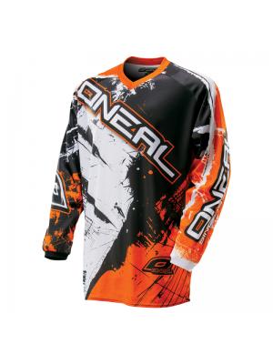 Блуза O'NEAL ELEMENT SHOCKER BLACK ORANGE