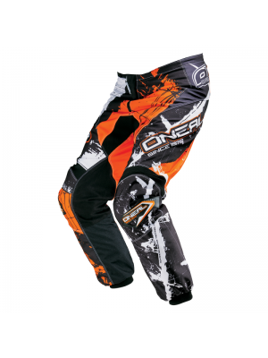 Панталон O'NEAL ELEMENT SHOCKER BLACK/ORANGE/WHITE