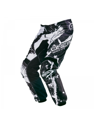 Панталон O'NEAL ELEMENT SHOCKER BLACK WHITE