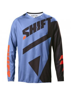 Блуза Shift 3LACK MAINLINE BLUE JERSEY