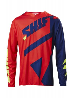 Блуза Shift 3LACK MAINLINE RED JERSEY