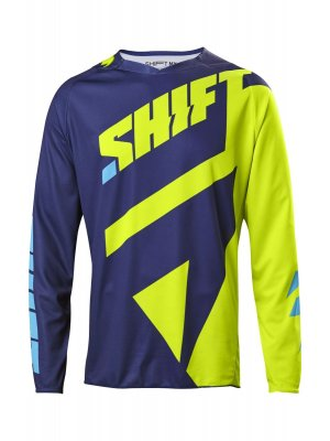 Блуза Shift 3LACK MAINLINE YELLOW JERSEY