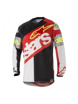 Блуза ALPINESTARS RACER FLAGSHIP RED